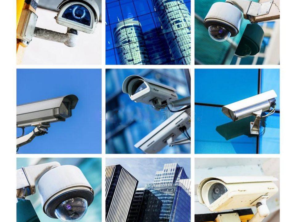 Tipos de cameras de segurança