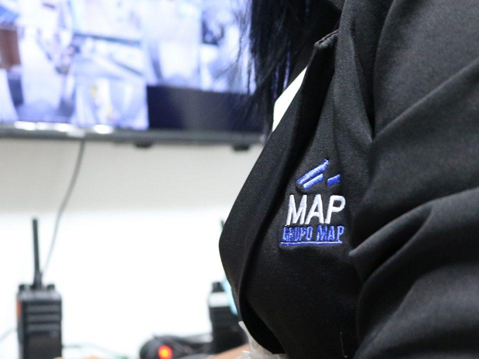 Terceirização, empresa, segurança, limpeza, Grupo MAP